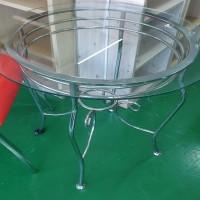 유리 테이블