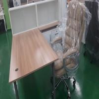 시스템 책상세트(보조서랍장+옷장) -  R080401