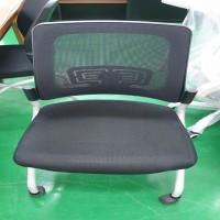매쉬 회의의자/바퀴