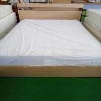 한샘 퀸 침대 (LED등/ USB단자 2개) 매트리스 포함