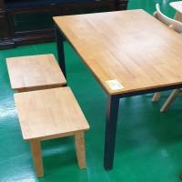 2인 식탁세트 /의자2개포함 (21070506)